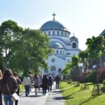 Πηγαίνοντας προς τον Ιερό Ναό του Αγίου Σάββα