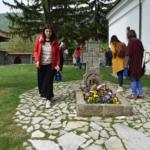 Προσκύνηση στον τάφο του Αγίου Ιουστίνου Πόποβιτς