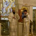 Στιγμιότυπο από τη Θεία Λειτουργία (30-04-2017)